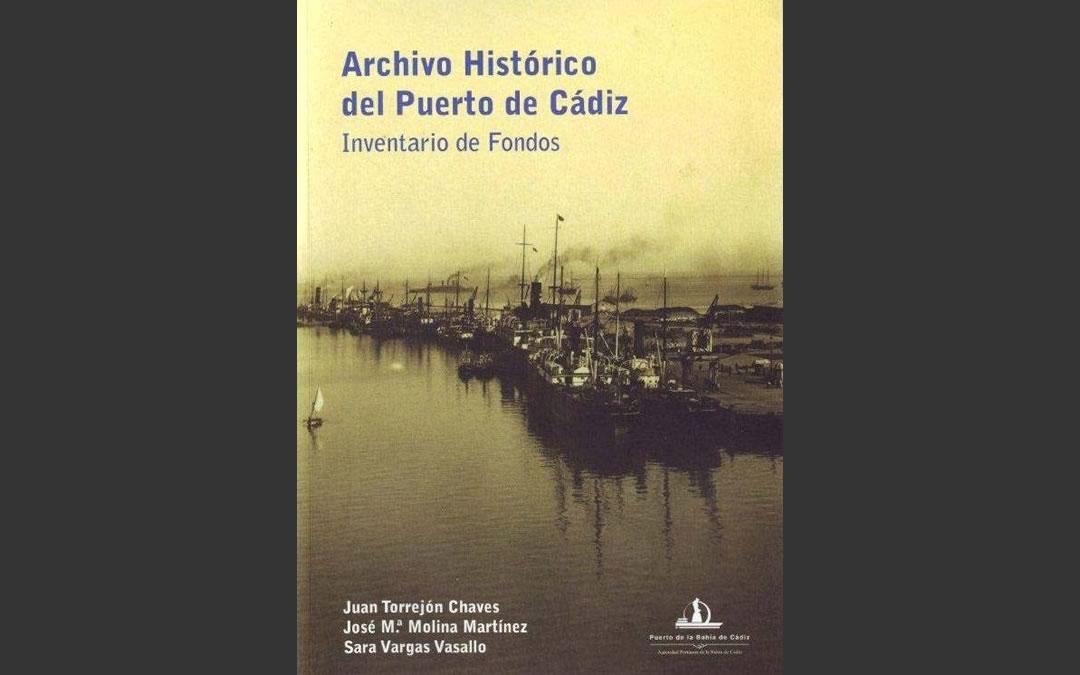 Fondo del archivo histórico