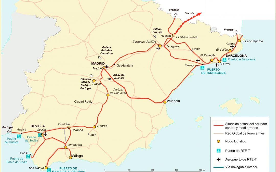 La Autoridad Portuaria iniciará los trámites para incluir Cádiz en la Red Básica de la Red TEN-T