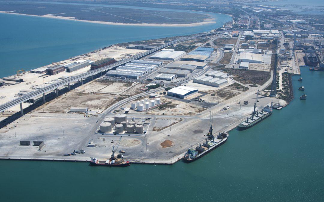 La Autoridad Portuaria invertirá casi 2 millones de euros en mejoras medioambientales en Cabezuela-Puerto Real