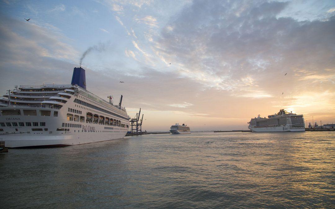 El Puerto de Cádiz espera 322 escalas de crucero en 2020