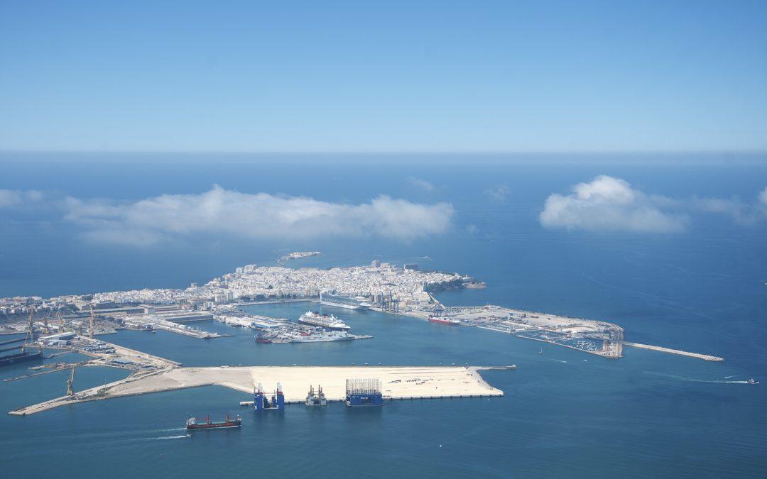 La Autoridad Portuaria adjudica la pavimentación y urbanización de la Nueva Terminal de Contenedores