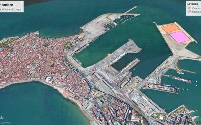 La Nueva Terminal de Contenedores acogerá un proyecto internacional para ensamblaje de grúas