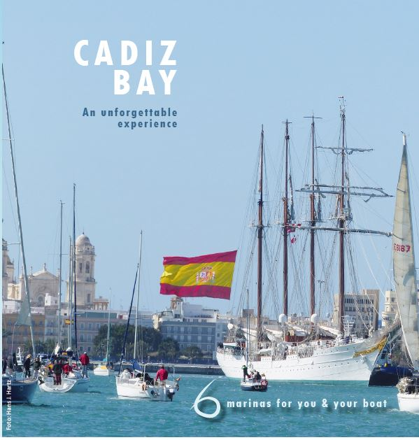 Leisure Boats and Sports in the Bay of Cadiz