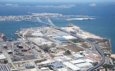 The Port Authority celebrates the authorization for the bidding process of the railway access to the Cabezuela-Puerto Real