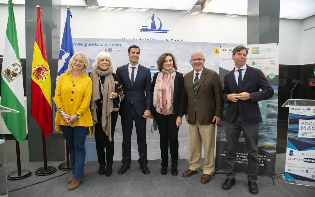 The President of AZFA proposes in Cadiz to add value to production in order to anchor companies