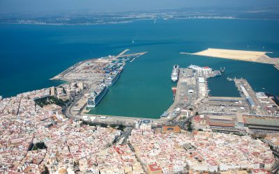 La Autoridad Portuaria construirá dos colectores fecales en la dársena de Cádiz