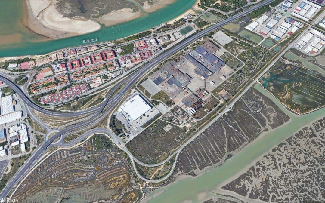 La Autoridad Portuaria avanza en la adscripción de terrenos del Polígono Industrial El Trocadero a su zona de servicio
