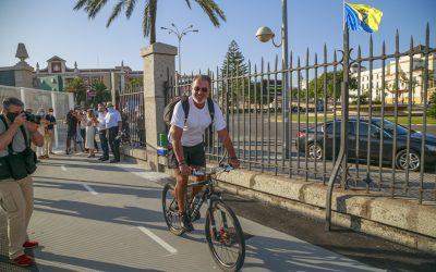 La Autoridad Portuaria abre el muelle Ciudad al uso ciudadano