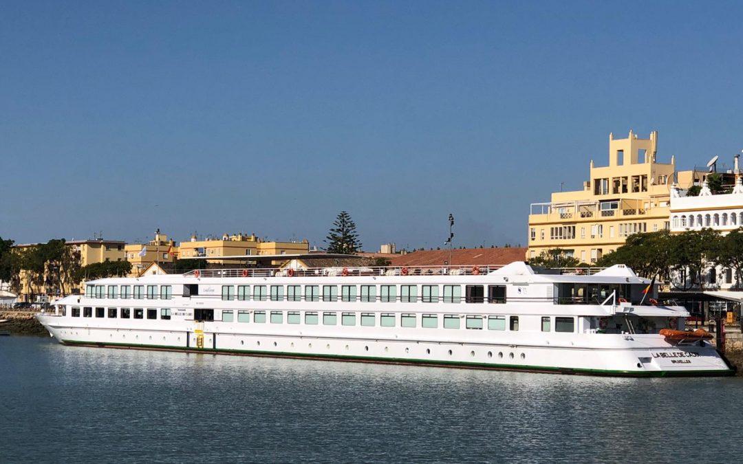 El Puerto de la Bahía de Cádiz recupera el tráfico de cruceros con la Belle de Cadix