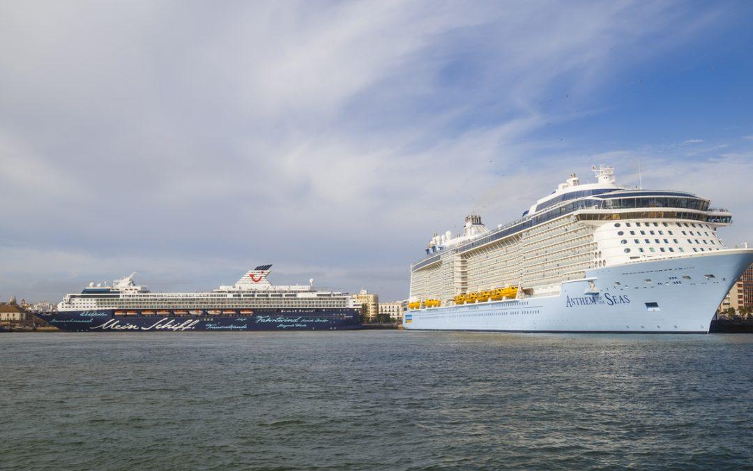 El Puerto de Cádiz participa esta semana en un encuentro sobre cruceros y otro logístico