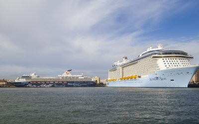 The Port of Cadiz participates this week in a meeting about cruises and other logistics