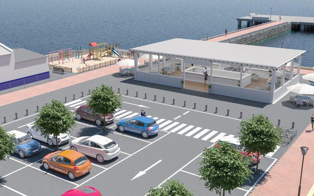 La Autoridad Portuaria saca a concurso una concesión para un establecimiento hostelero en La Puntilla de Puerto Real