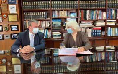 Autoridad Portuaria y Cádiz-Port aúnan esfuerzos para la promoción conjunta del sector marítimo de la Bahía