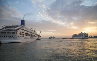 La Autoridad Portuaria avanza en el proyecto de suministro eléctrico a cruceros en el muelle de Cádiz