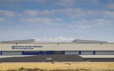 Finaliza la obra del nuevo edificio del Puesto de Control Fronterizo