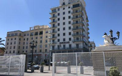 El Ministerio del Interior aprueba la revisión de la evaluación de protección del Puerto de Cádiz