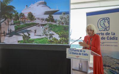 La Autoridad Portuaria de la Bahía de Cádiz prevé iniciar la integración del muelle Ciudad en 2022