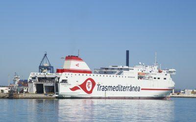 El Puerto de Cádiz es el que más crece de España en mercancía general en el primer semestre