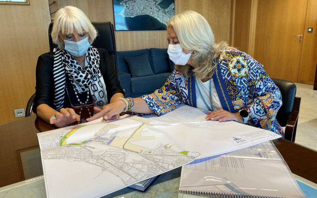 La Autoridad Portuaria entrega a la Junta el Plan Especial para su aprobación inicial